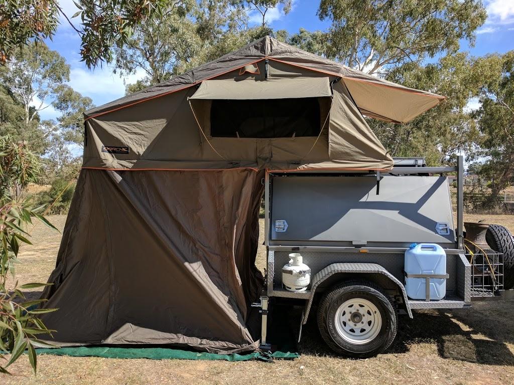 Update on the camper